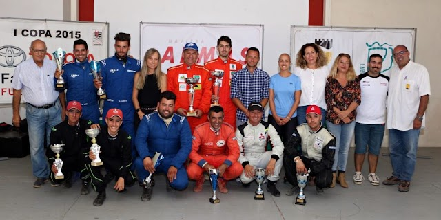 Fuerteventura.- Espectáculo y emoción en el VII Slalom Naviera Armas – Concejalía de Deportes del Ayuntamiento de La Oliva