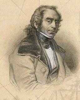Nicolas Maurin - Jacques Arago vers 1830 - Gravure de Alexandre-Vincent Sixdeniers.