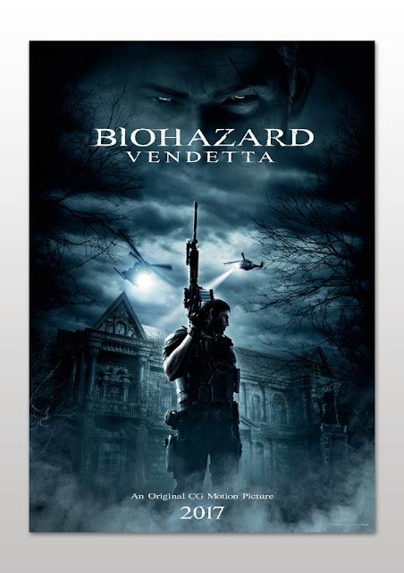 Resident Evil: Vendetta (2017) ταινιες online seires oipeirates greek subs