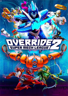 Override 2: Super Mech League Torrent