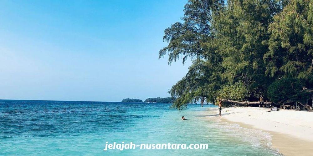explore wisata pulau harapan