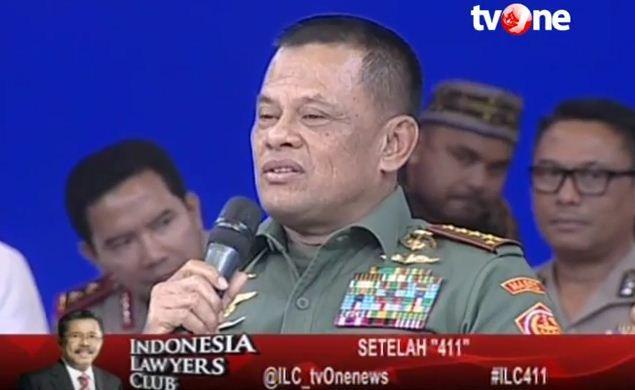 Perhatikan..!! Ini 6 Ancaman Nasional Menurut Panglima TNI Gatot Nurmantyo