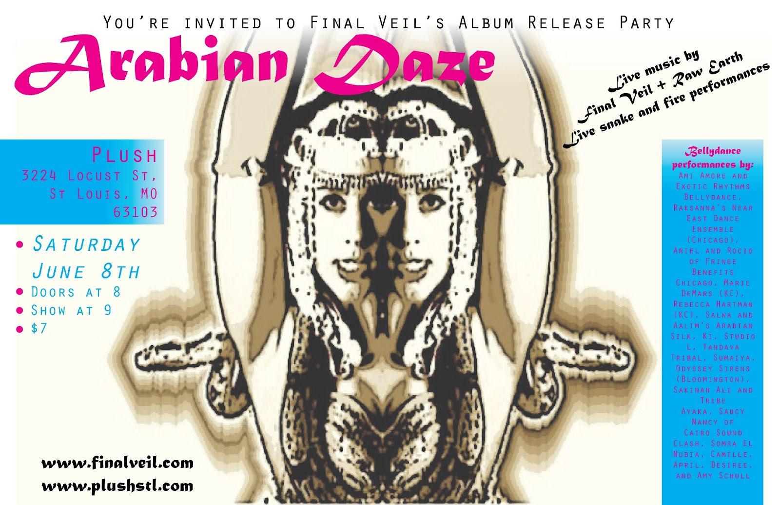 2cd0b8c92 Last week I shared with you some media on Final Veil's debut of