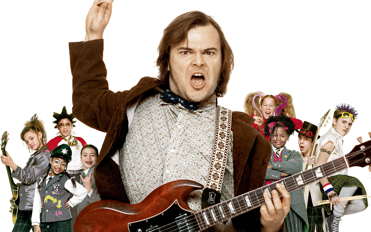 F This Movie!: FTM 447 - SCHOOL OF ROCK