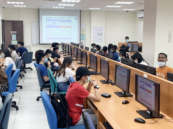 移民署彰化縣服務站 關心境外生權益宣導
