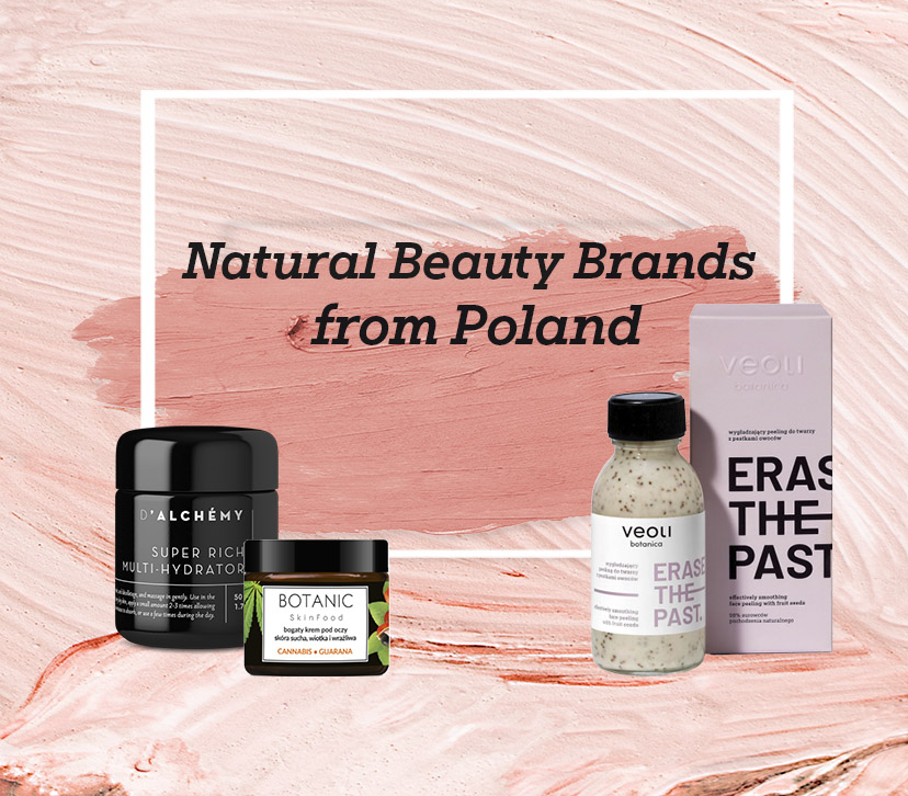 Best Polish Natural Beauty Brands in 2020