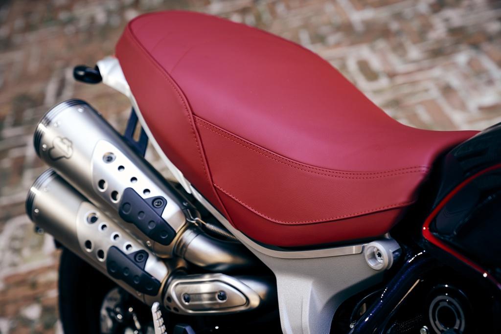 Ducati Scrambler Club Italia chỉ có 80 chiếc trên toàn thế giới