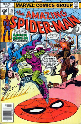 Amazing Spider-Man #177, the Green Goblin