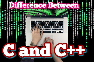 Difference Between C and C++ Programming languages