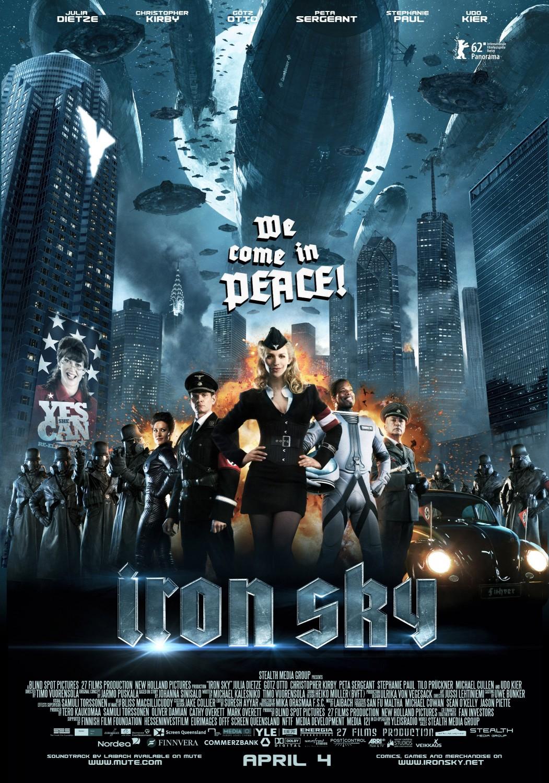 Nonton Film Iron Sky (2012)