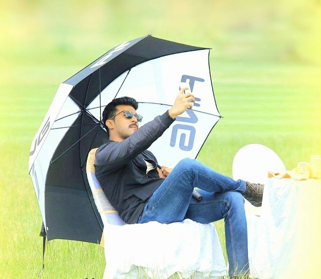 Ramcharan in Dhruva Latest Pics