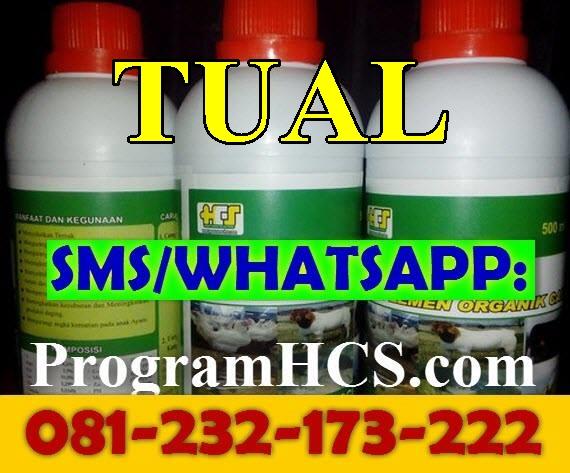Jual SOC HCS Tual