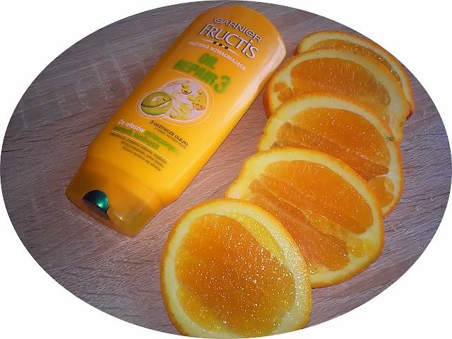 Garnier oleo repair - jak kultowa odżywka spisała się na moich falach?