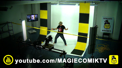 http://www.youtube.com/MAGIECOMIKTV