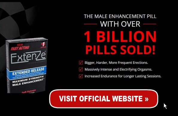 Why Men Buy Extenze Enhancement Pills