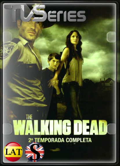 The Walking Dead (Temporada 2) HD 1080P LATINO/INGLES