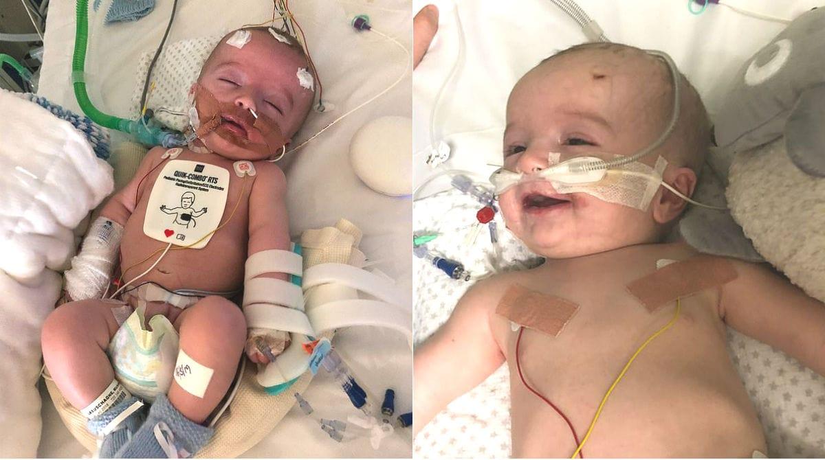 Menino impressiona médicos e acorda sorrindo após dias em coma