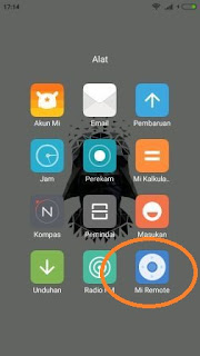 Mi Remote merupakan fitur bawaan yang berada pada smartphone Xiaomi Cara Menggunakan Mi  Remote