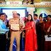 """सैंड आर्टिस्ट मधुरेंद्र को मिला, """"लोकतंत्र की जननी वैशाली गौरव स्मृति"""" पुरस्कार"""