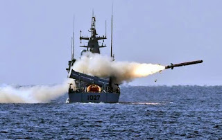 Spotlight : Pakistan Test-Fires Naval Cruise Missile Harba