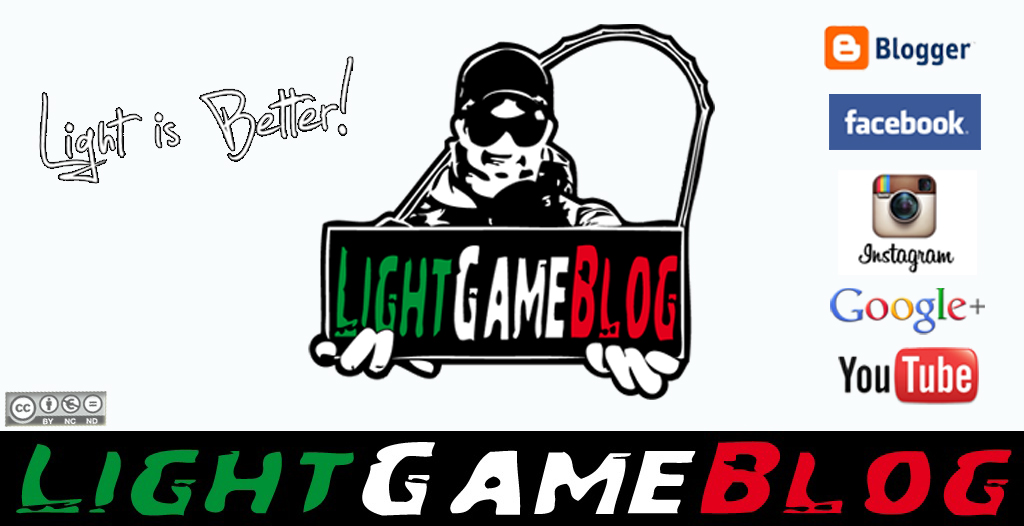Light Game Blog
