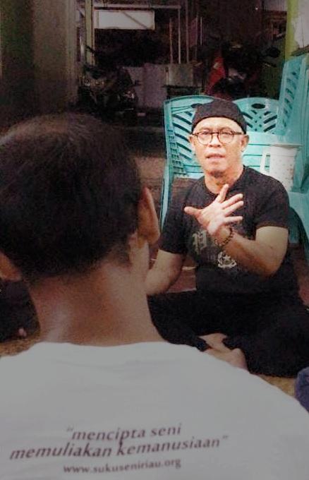 Ngaji Seni #2 bersama Iwan Irawan Permadi