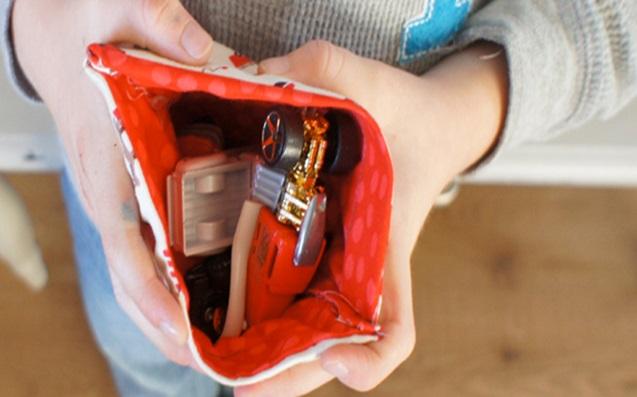 el çantası nasıl yapılır