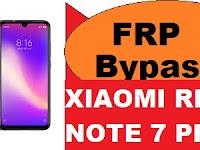 Lupa Akun Google di Xiaomi Redmi Note 7 Pro Ini Solusinya !!!