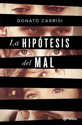 """La hipótesis del mal"" de Donato Carrisi"