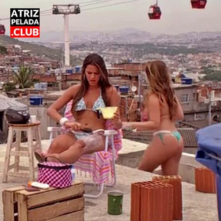 Bruna Marquezine e Aimée Madureira GOSTOSAS em 'Salve Jorge'