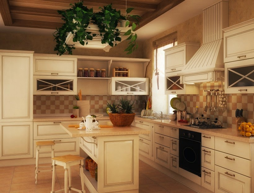 Small Kitchen Design Blog Small White Kitchen Designs