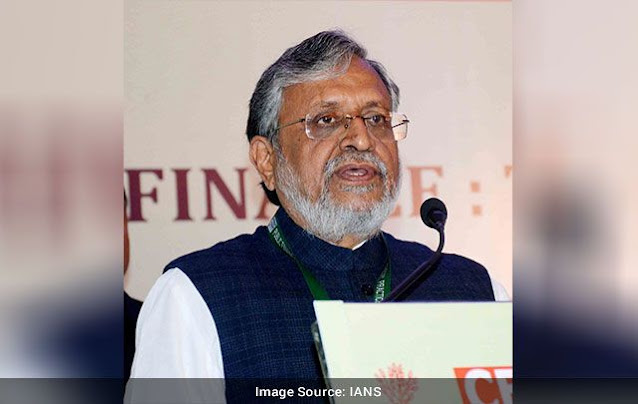 Petrol, diesel cannot be brought under GST for next 8-10 years: Sushil Modi