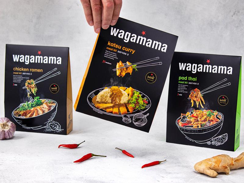 wagamama at home