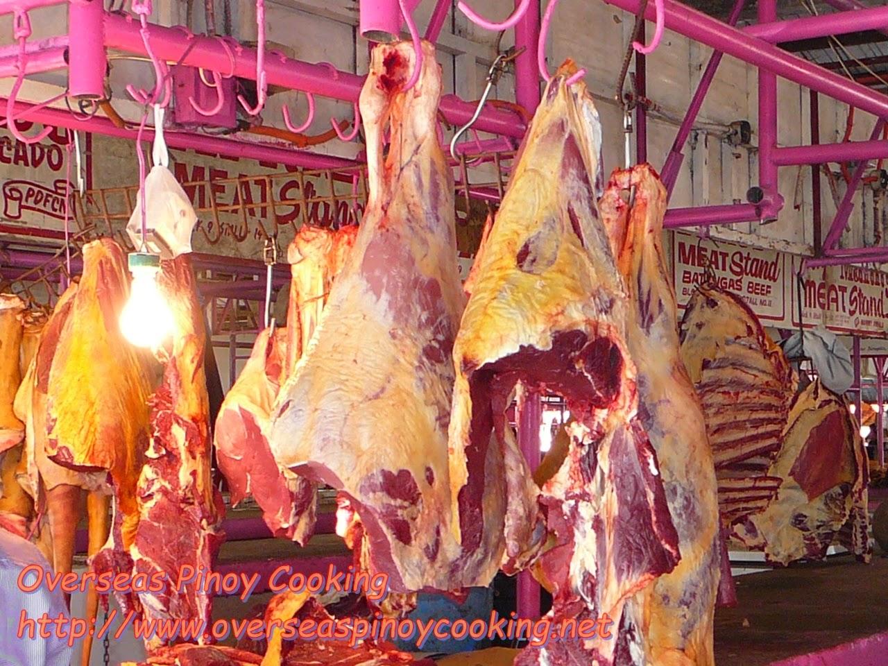 Fresh Tagaytay Beef
