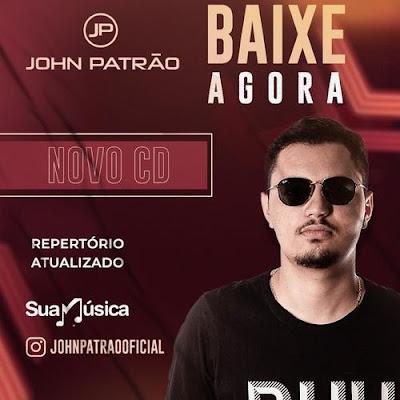 John Patrão - Promocional de Outubro - Novembro - 2K19