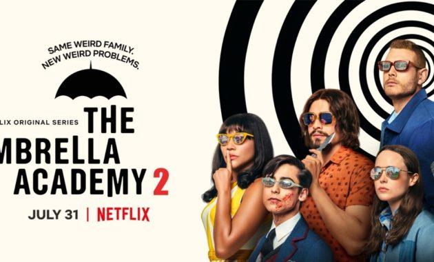 The Umbrella Academy Season 2 Complete 480p Webrip All Episodes 480mkv