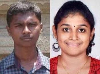 Sathiyam Tv's Thirunelveli reporter providing inputs on murderer Ram Kumar