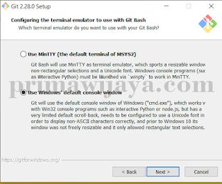 Cara Install Git di Windows 10