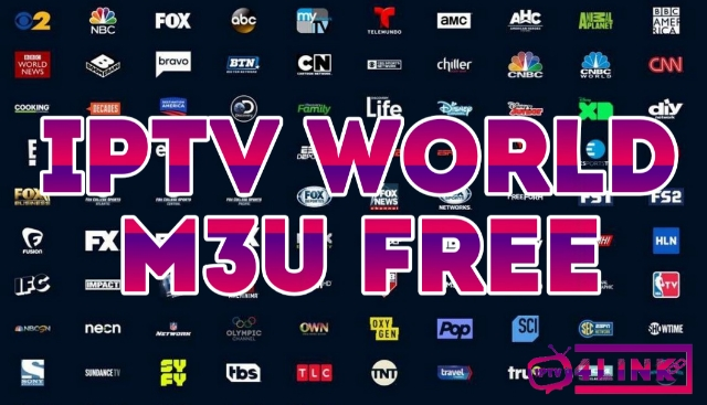 Iptv world M3u Free Download 2020