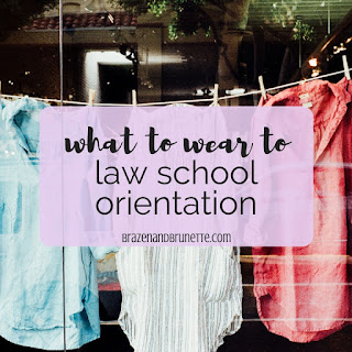 what to wear to law school orientation. law school outfit. orientation outfit. law student outfit. law school blog. law student blog. law school blogger. law student blogger. | brazenandbrunette.com
