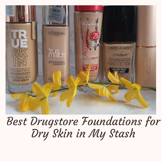 best-drugstore-foundations-for-dry-skin-featured