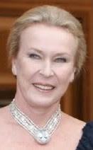 diamond bandeau tiara queen elisabeth belgium altenloh aquamarine necklace princess maria gabriella savoy