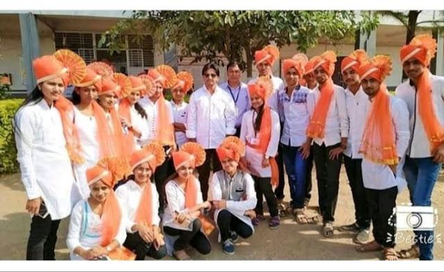 Shiv Jayanti 2018 Fybsc Batch