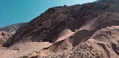 مقتل عنصرين إرهابيين فى مطاردة لقوات أمن أسيوط بالجبل الشرقى