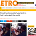 Video lelaki tampar warga emas jadi berita antarabangsa