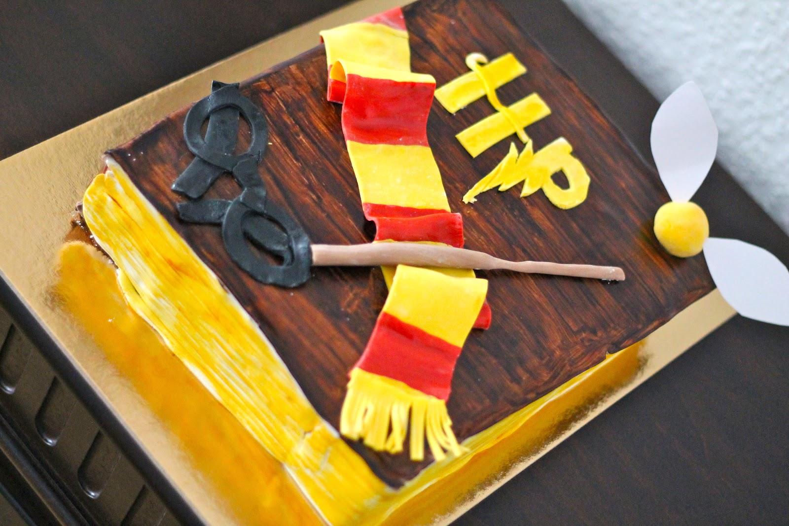 Torte4u Harry Potter Torte