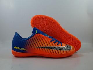 Nike Mercurial Victory 6 IC - Time to Shine Pack Orange Blue