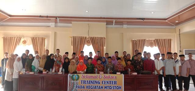 Pemko Sibolga Tutup Kegiatan Tekhnical Center MTQ Provinsi