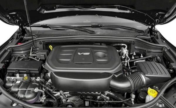 2017 Dodge Durango SXT Review