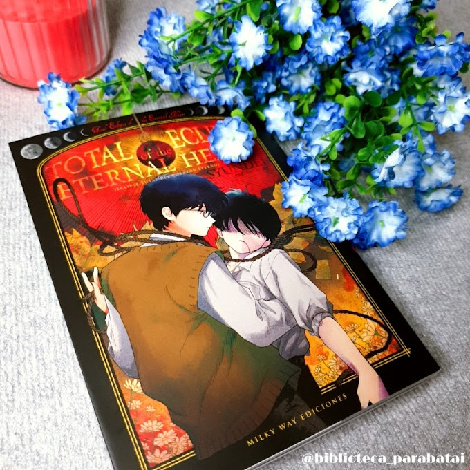 Reseña #68 - Total Eclipse Of The Eternal Heart
